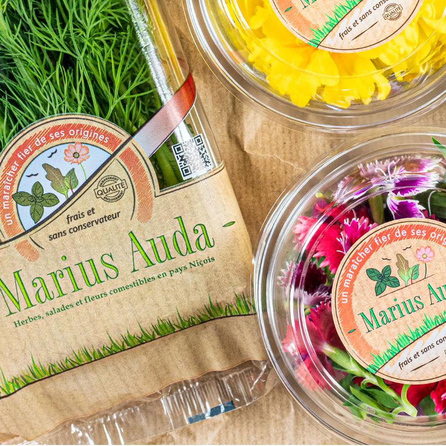 Marius Auda Home Page Produits