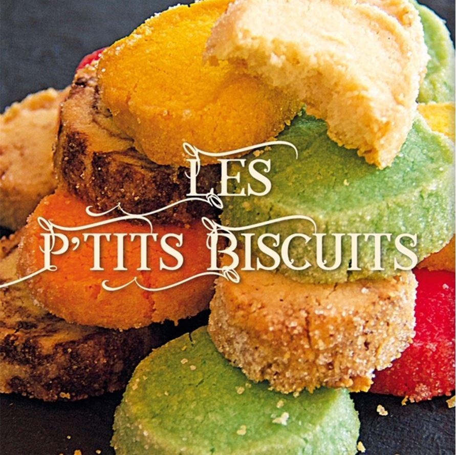 Les p'tits biscuits produits